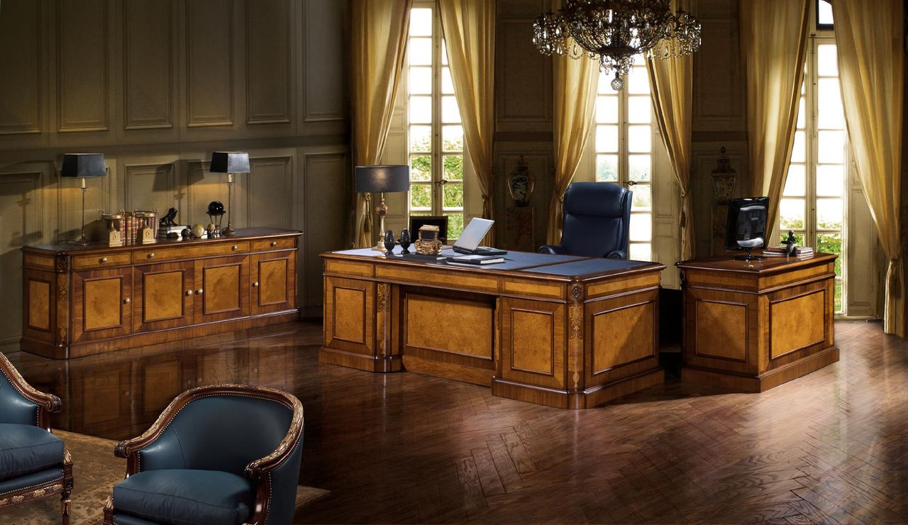 Embassador office ok for Muebles para despacho de abogados